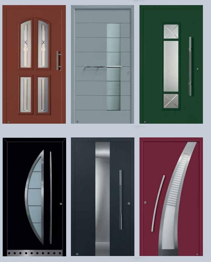 Design Your Own Exterior: Open Up To A New Way To Buy A Door. Think Outside The
