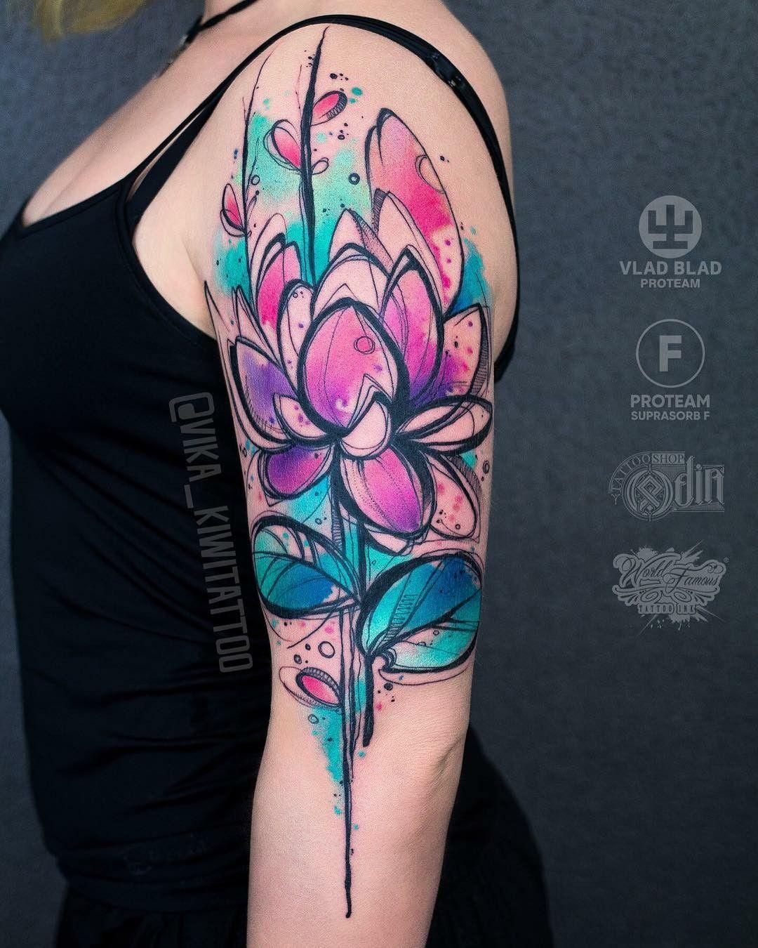50+ Amazing Nature tattoo sleeve ideas ideas