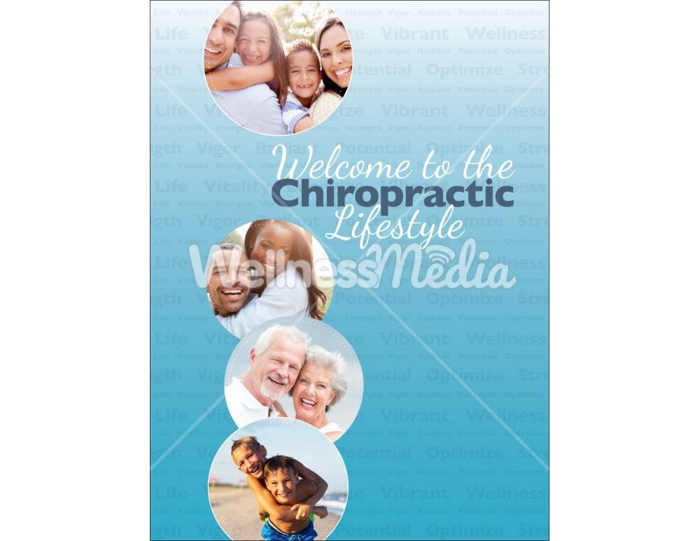 This chiropractic report of findings folder represents an essential element of your new patient experience. Help set the stage for success during the initial stages of care with our professional and highly effective 6 panel folders!**Pre-order only. Folders are scheduled to ship in mid September 2016 at the latest. Take advantage of free shipping on this item during the pre-order period!