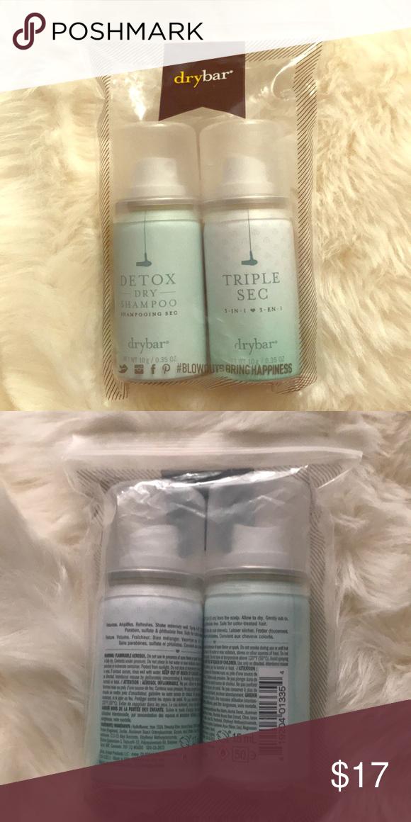 Drybar Dry Shampoo Triple Sec Travel Size Spray Dry Shampoo Travel Size Products Shampoo