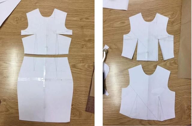 تحميل كتاب قواعد الخياطة والتفصيل مجانا Pdf الباترون الايطالي Pattern Fashion Fashion Sewing Tutorials Clothes Design