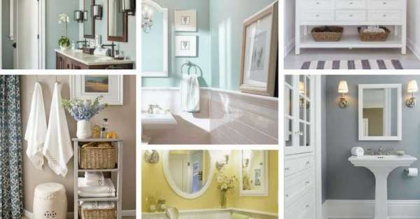 10 best paint colors for small bathroom with no windows on best paint colors for bathroom with no windows id=77929