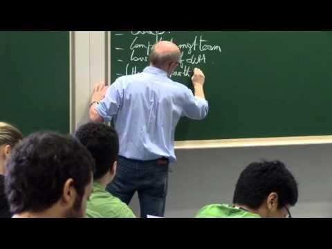 IMD MBA - Entrepreneurship Class