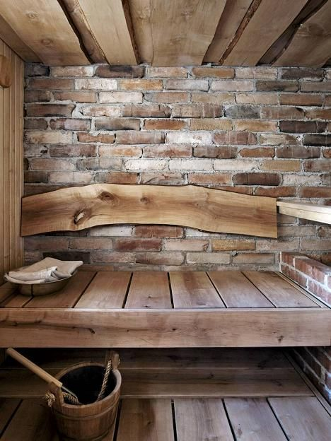 Sauna Project By Artom Bugo At Coroflot Com: Persoonallinen Stone And Wood Sauna. Labor Junction / Home