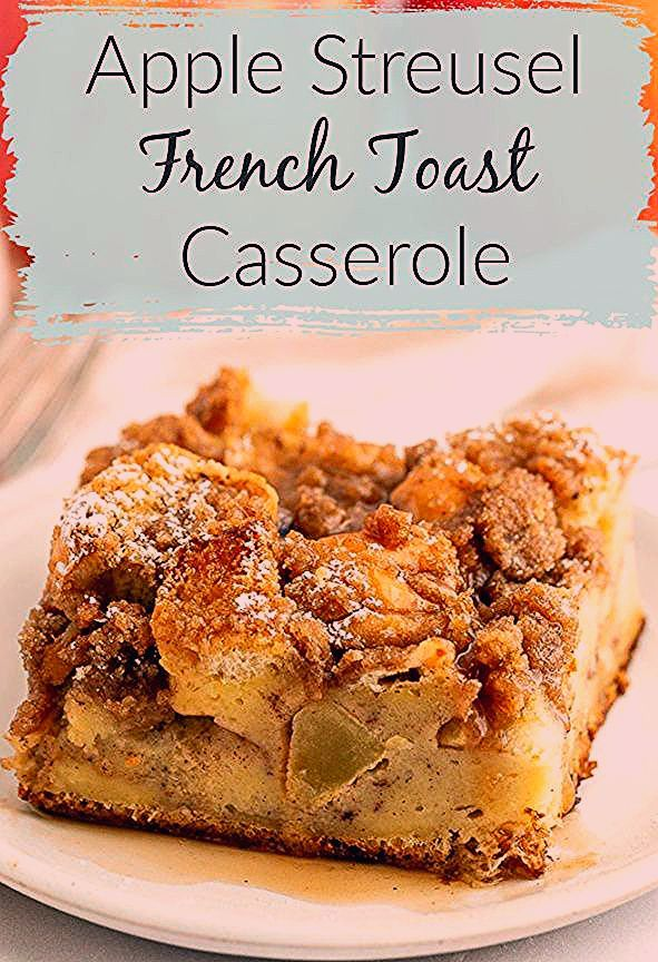 Photo of Here is an easy make ahead French toast casserole that will be perfect for this …