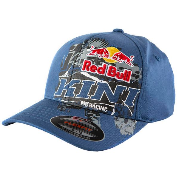 Kini Red Bull Collage Cap - Blue  647d9bfbee