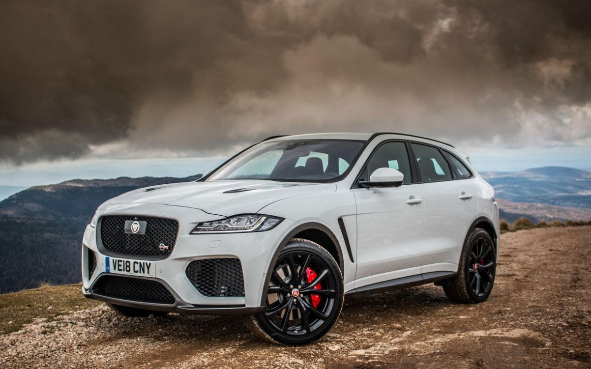 3 Jaguar F Pace Reviews News Pictures And Video Roadshow Jaguar Jeep Periodic Vehicle Maintenance Which Is Of Great Importance For Driver And Pass