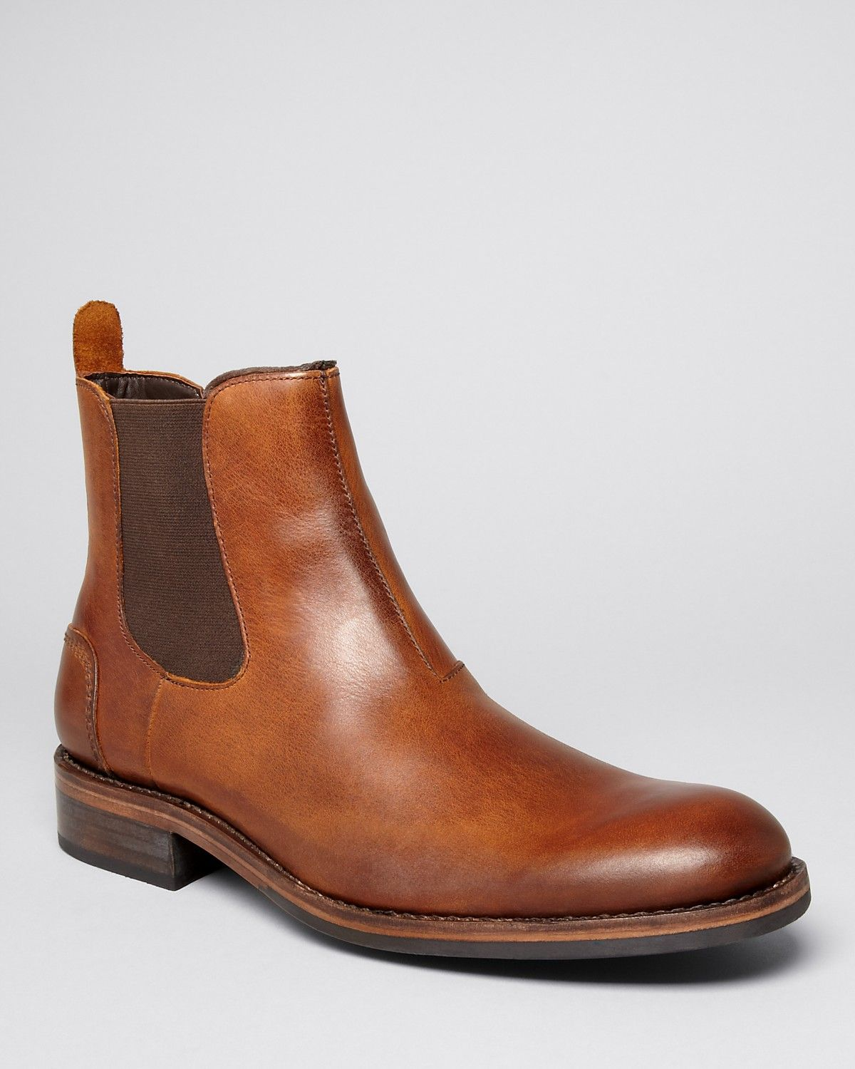 To BootMen's Toby Leather Chelsea Boots PgxXNj