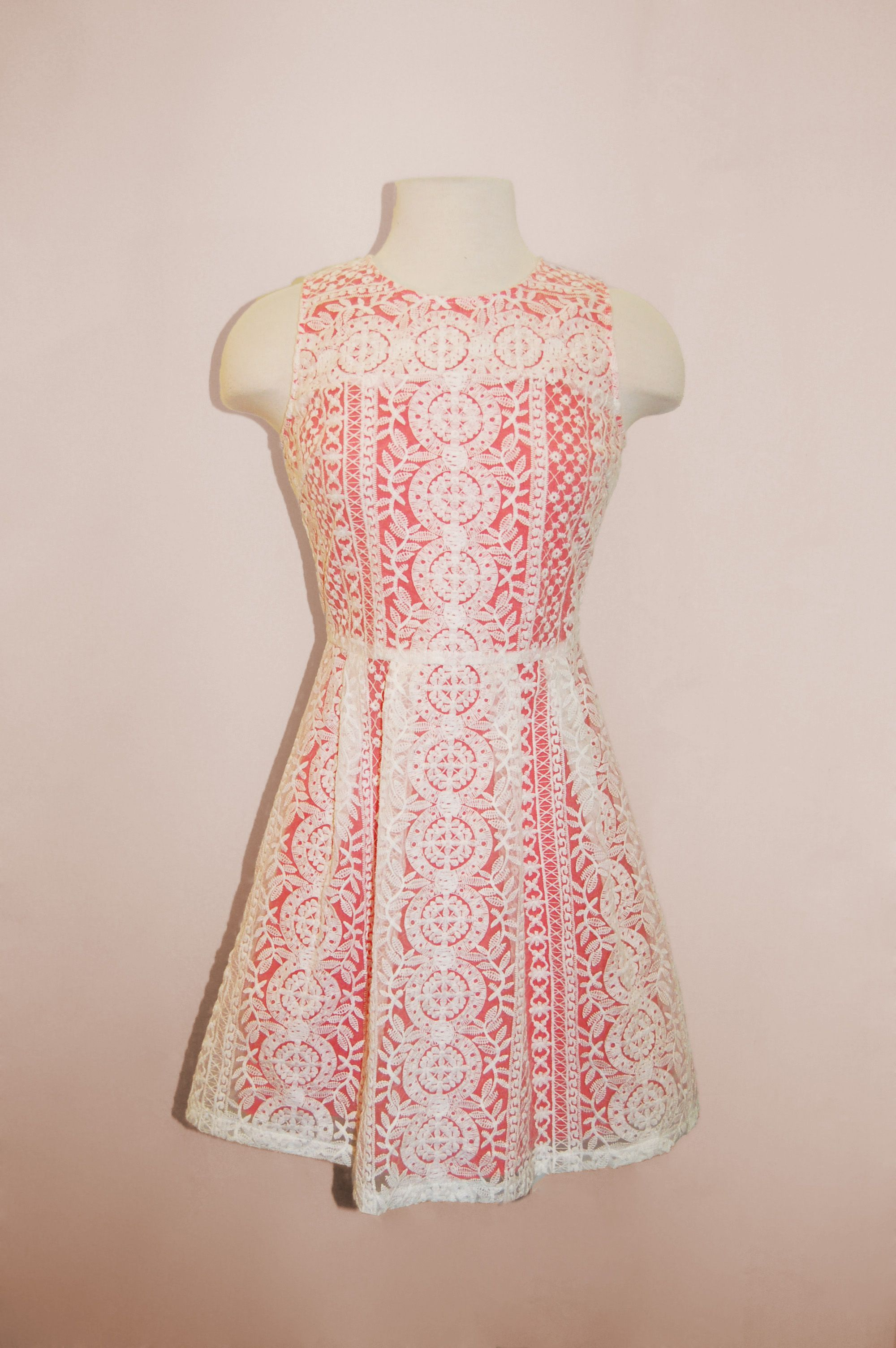 Our Bradford Dress brings a piece of Anthropolgie's style