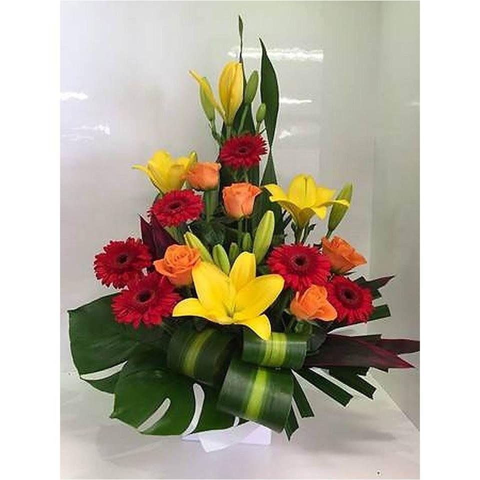 Pin By Mis Jardines On Arreglos Florales Pinterest Flower