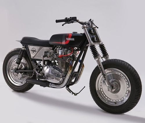 today on bikebound com tracto yamaha xs650 fat tracker by ride rh pinterest com