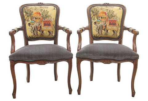 louis xv gadi fauteuils pair new family pinterest chair rh pinterest com