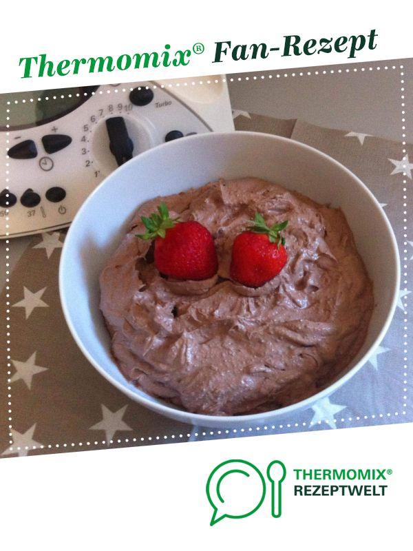 Yogurette Mousse Stichfest Schnell Und Einfach Rezept