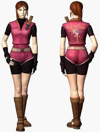 Claire Resident Evil 2 With Images Resident Evil Girl