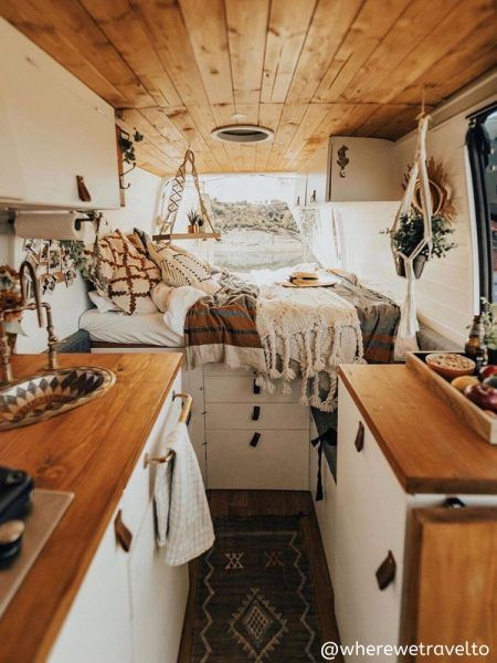 20 Boho Camper Renovations You Have to See to Believe | RV Inspiration