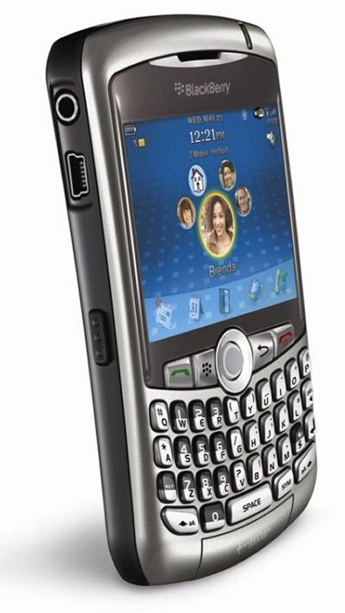 hp blackberry 8320