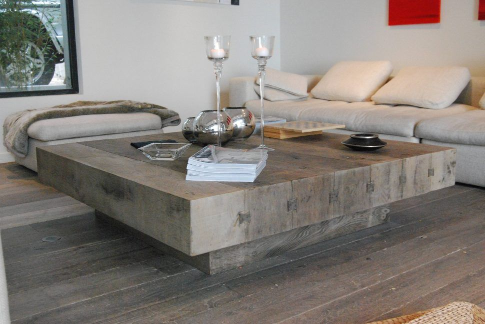 Image Result For Large Low Wood Coffee Table Katmor