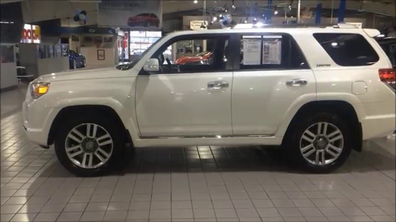 used toyota 4runner 4x4 for sale near hammond indiana 2010 limited rh pinterest com