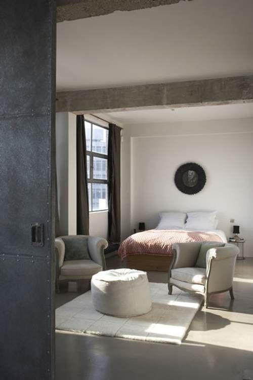 Like the simplicity My house Pinterest Loft moderno, Estilo
