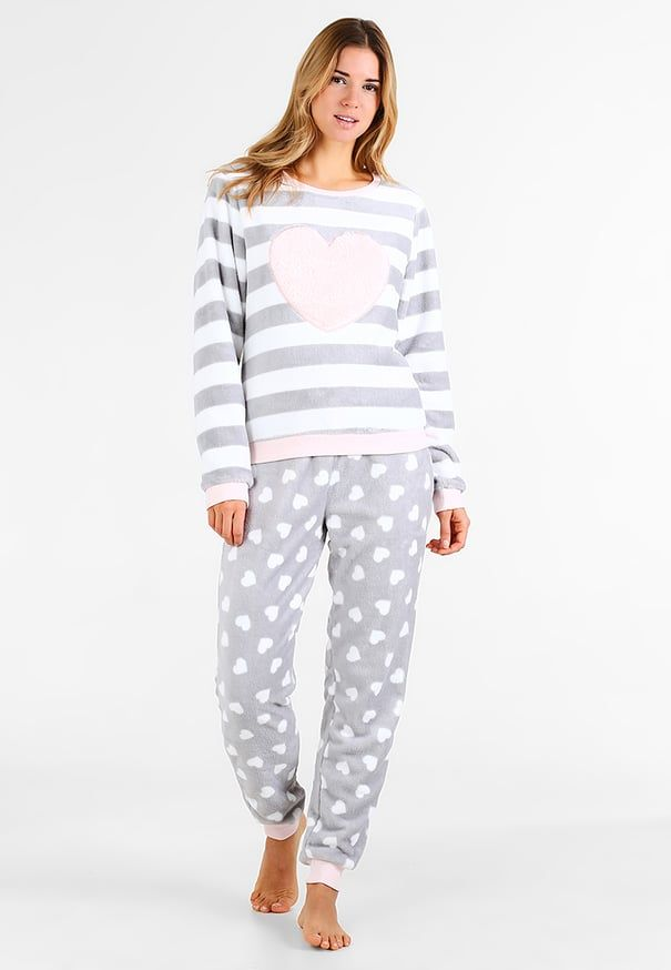 0ad2ae1ceb672e54fec9a962b8d12bc8 - Dames Pyjama Met Korte Broek