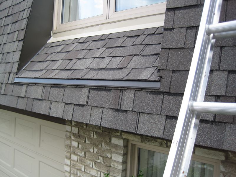 Roofing Shingles On Side Of Mansard Roof Independence