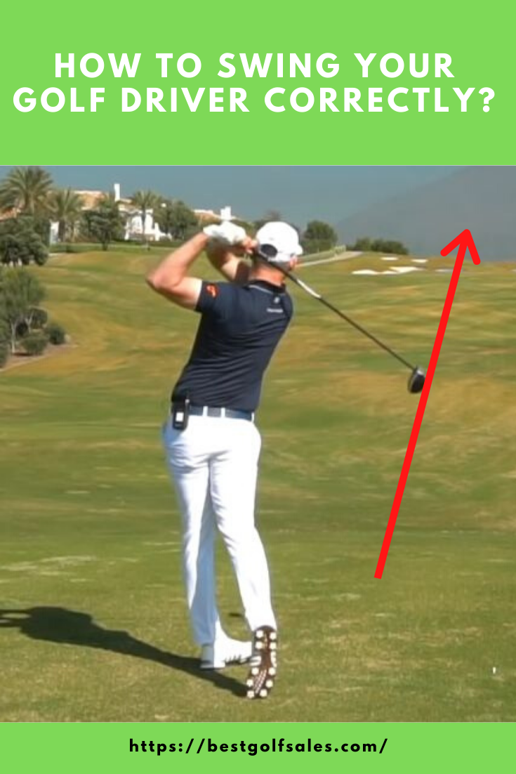 How To Swing Your Golf Driver Correctly In 2020 Golf Drivers Golf Driver Swing Golf Techniques