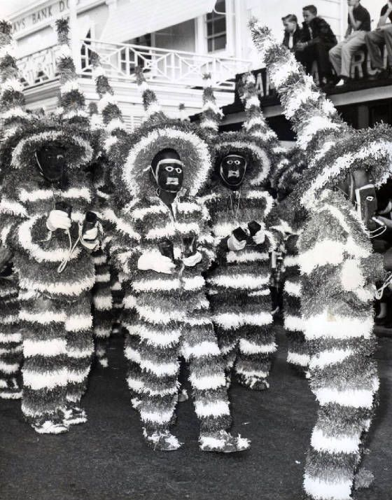 Image result for old junkanoo costumes