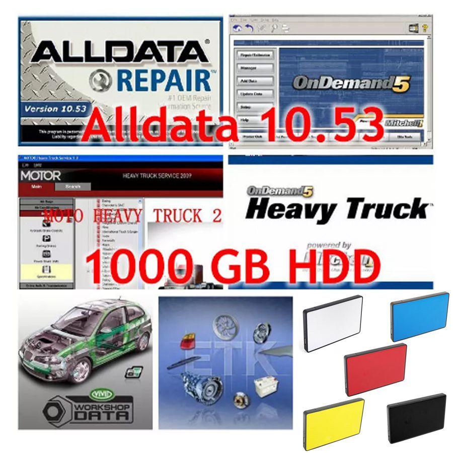 2018 hot auto repair alldata software 10 53 work on windows 7 8 rh pinterest com
