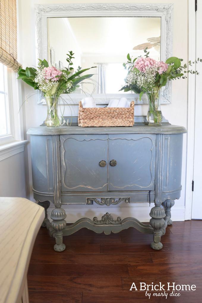 A Rustic Blush Spring Home Tour Crafts Diy Home Decor - Spring-home-decorating-ideas