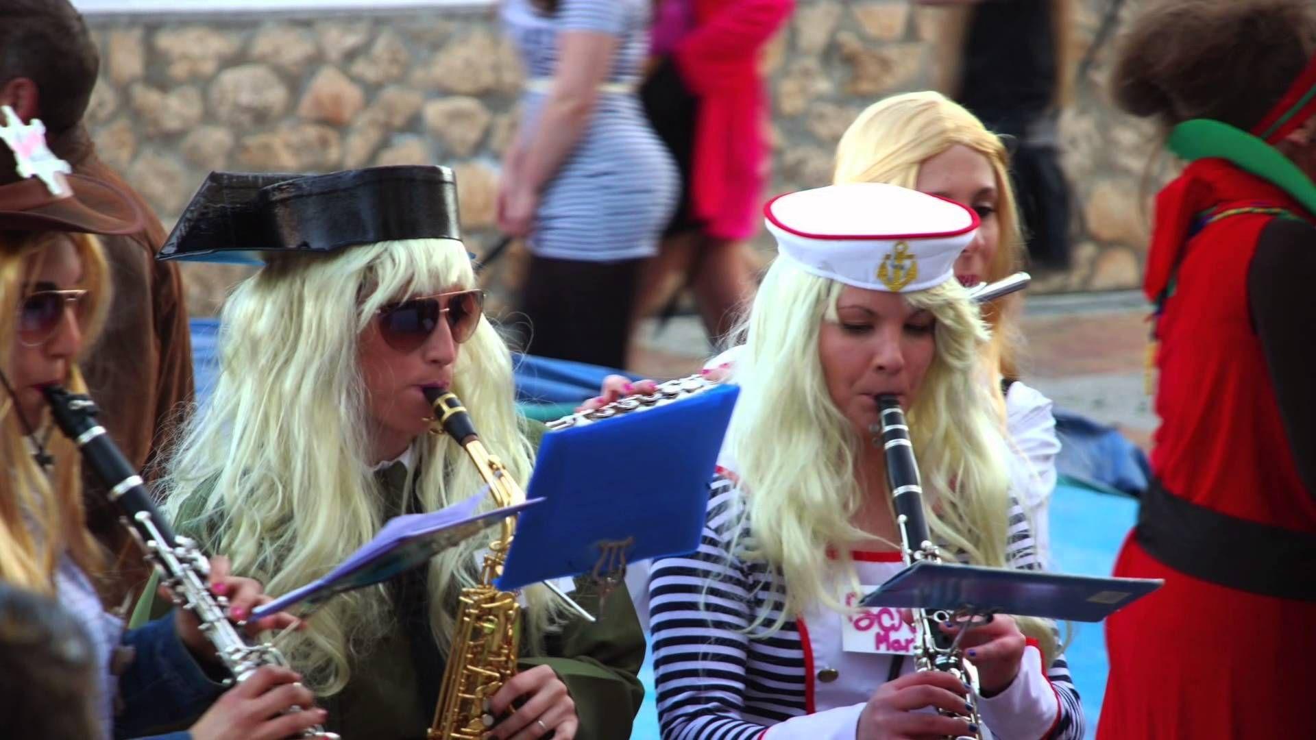 Carnavales Yeste (Albacete) 2014