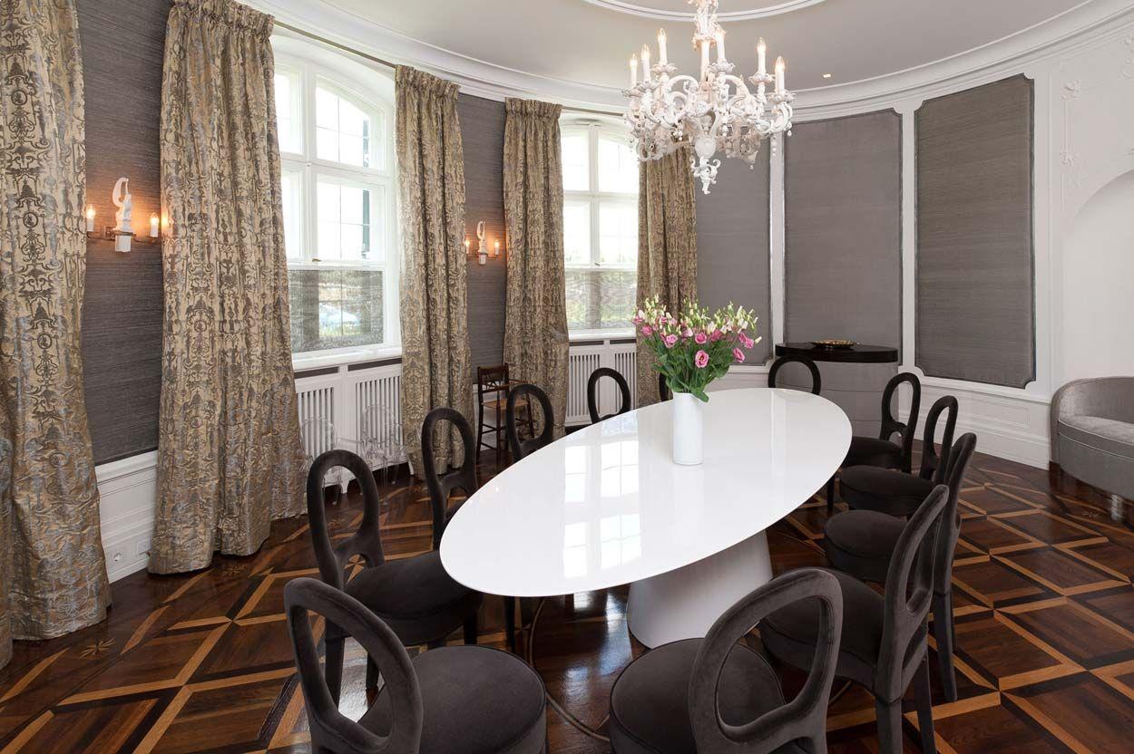 raumkonzepte peter buchberger | project villa nymphenburg | http, Innenarchitektur ideen