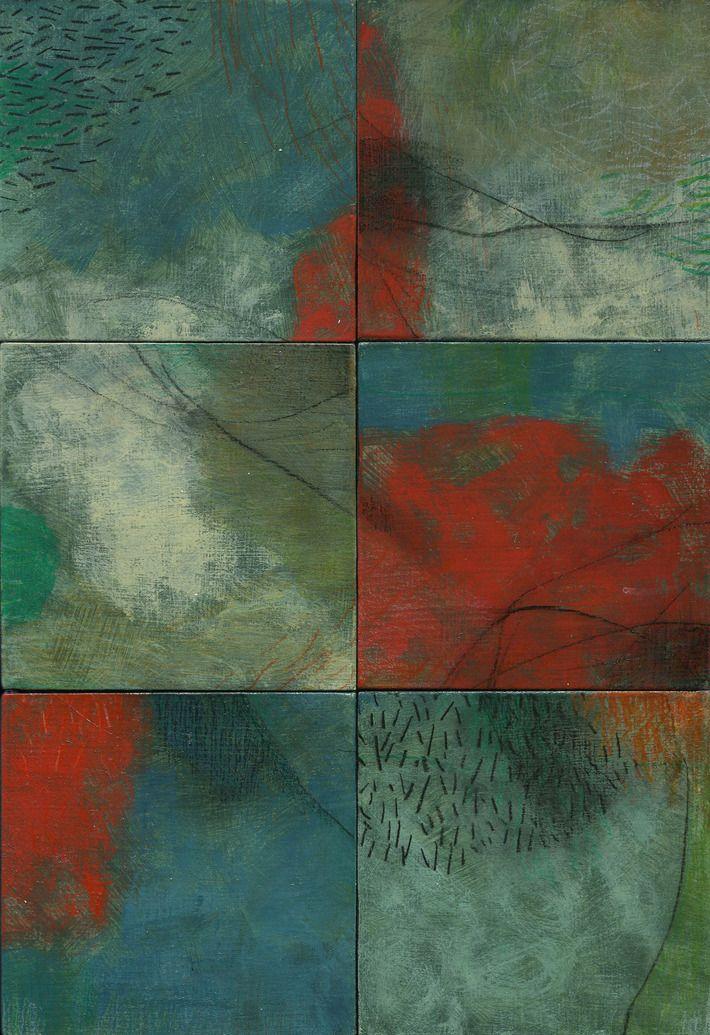 Puzzle by Mariana Contursi, via Behance