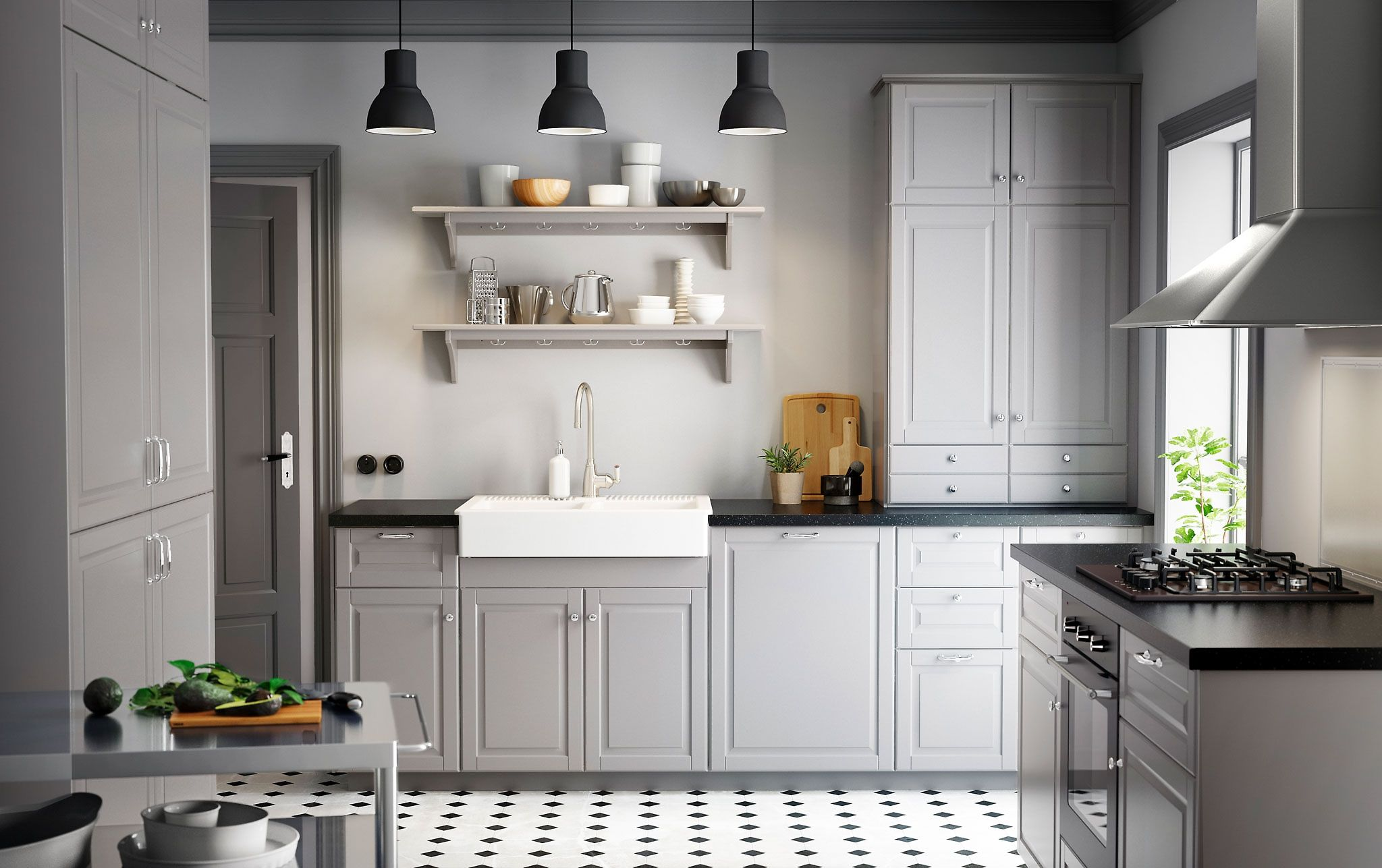 Uk Ikea Kitchen Gallery Styling Up Your Kitchens Ideas