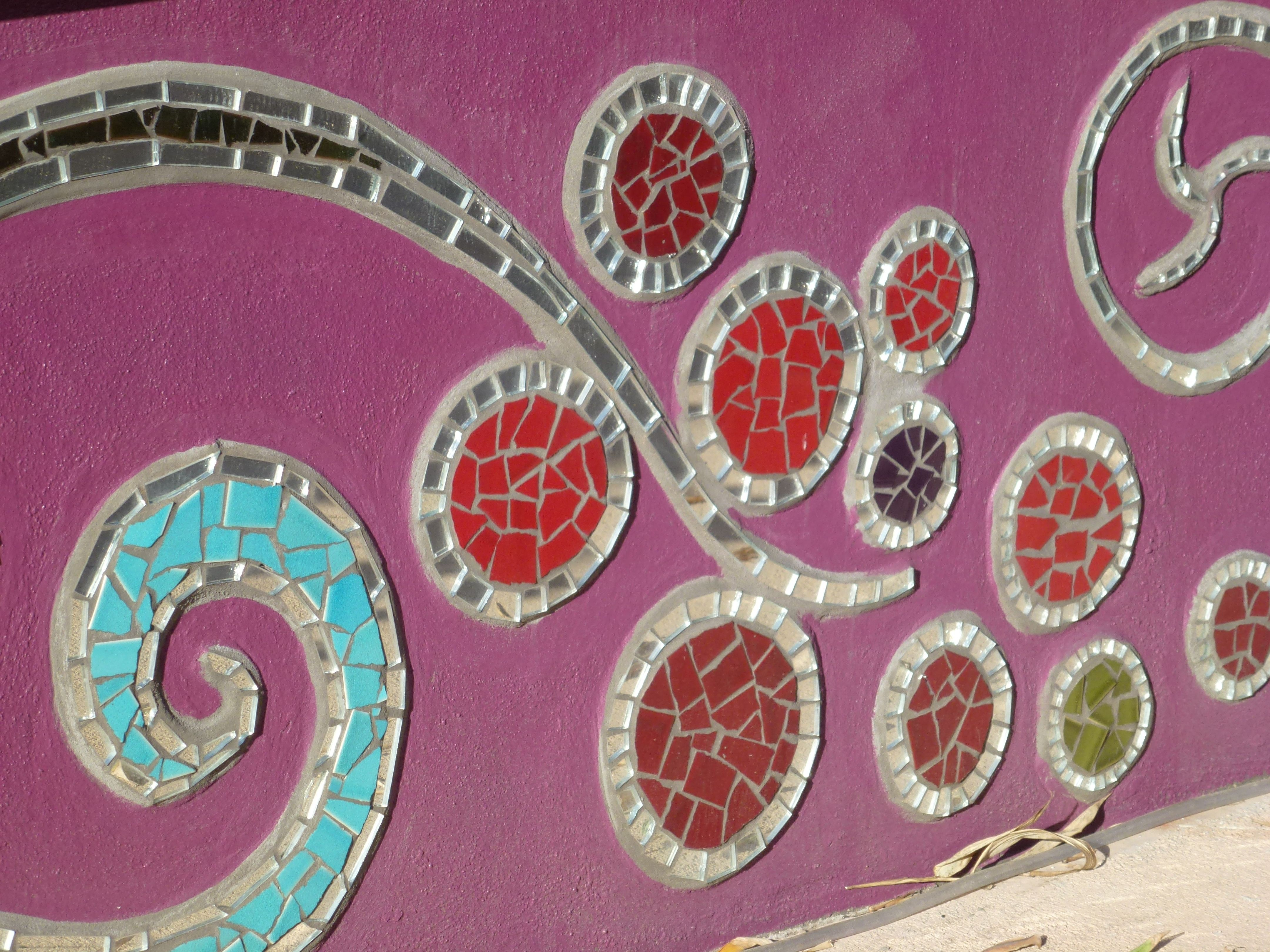 37 Awesome mosaic ideas for walls images Stuff in my yard