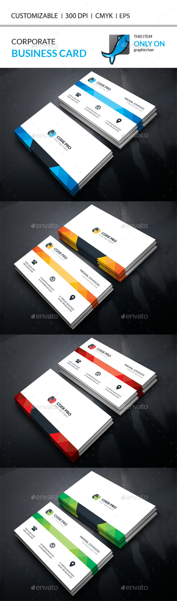 illustrator business card template - Paso.evolist.co