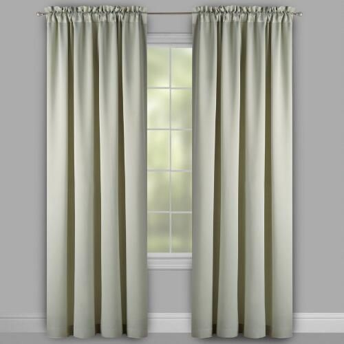 One Of My Favorite Discoveries At Christmastreeshops Com Sundown By Eclipse Blackout Window Curtains Set Of 2 Curtains Blackout Windows Window Curtains
