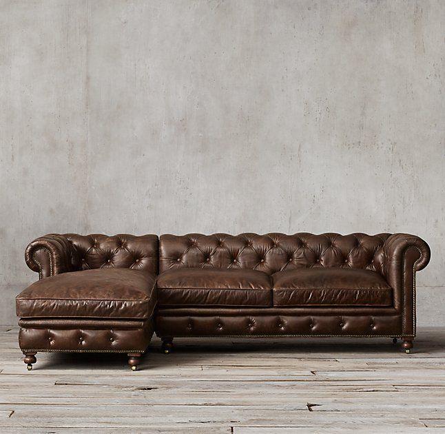 kensington leather u sofa sectional hacienda living room rh pinterest com