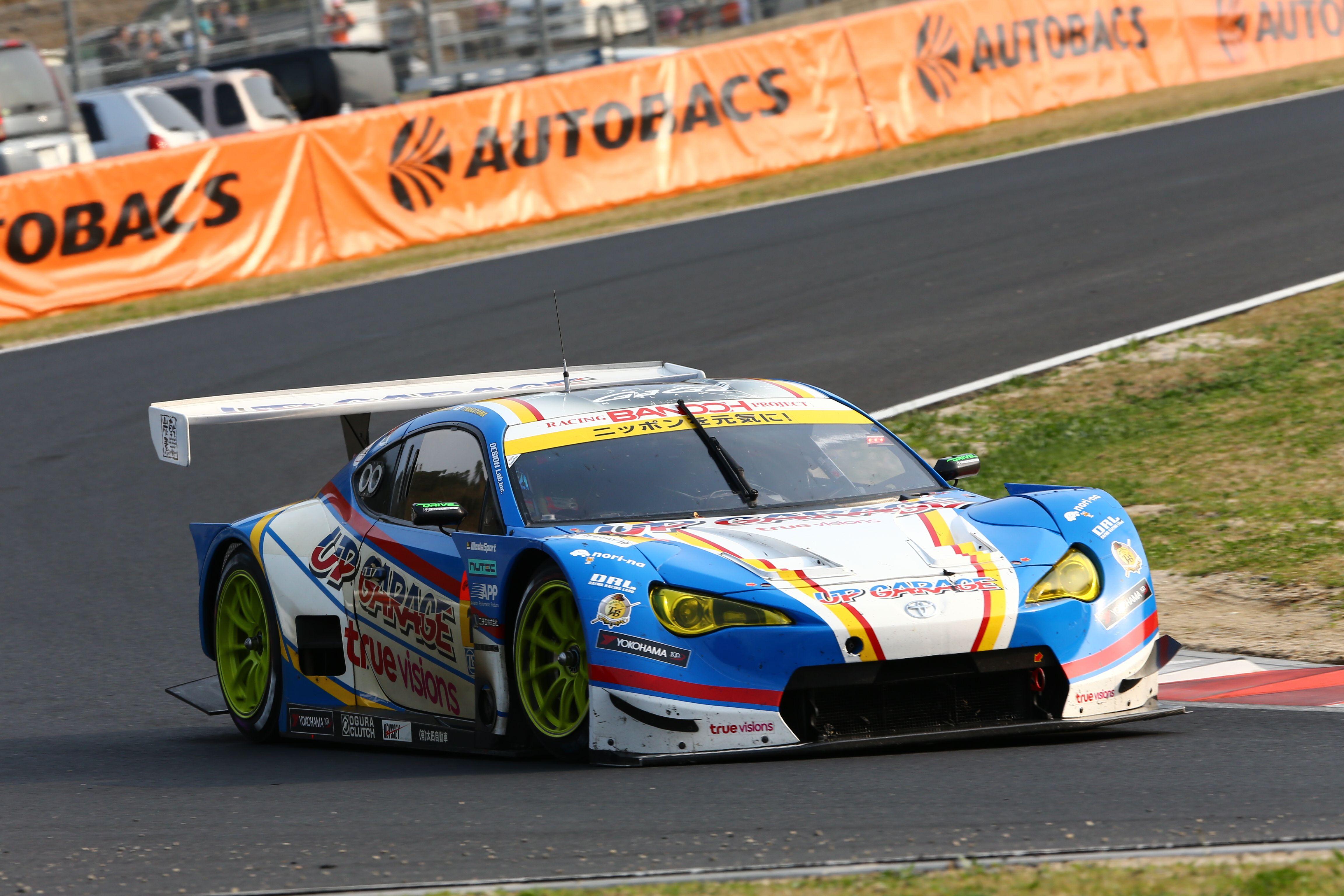 Autobacs Japan Super Gt 2017 Bandohracing Drivem7 Poweredbym7japan Japansupergt 2017 Upgarage Sports Car Racing Sports Car Racing