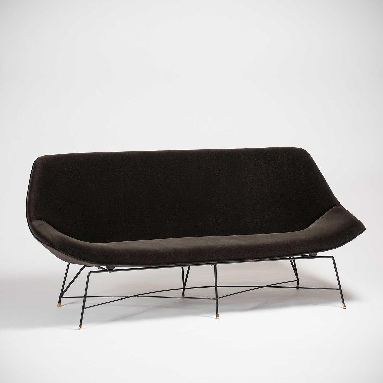 Designed by Augusto Bozzi sofa Manufactured
