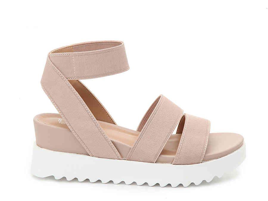 46eef6026c6 Steven by Steve Madden Kenza Wedge Sandal Women's Shoes | DSW ...