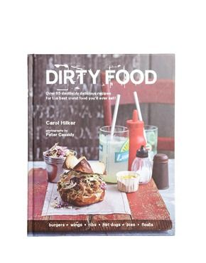 Dirty food book fun gift ideas pinterest shop dirty food over 65 devilishly delicious recipes for the best worst food youll ever eat book at urban outfitters today forumfinder Choice Image