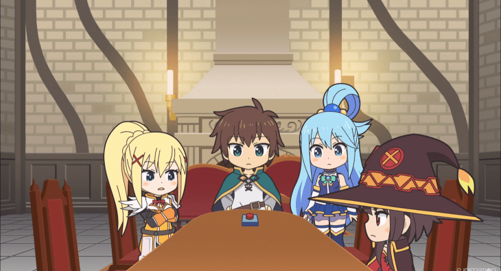Anime Review Isekai Quartet Episode 1 Sequential