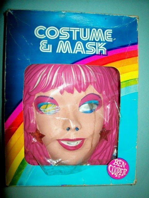 High Quality Vintage 1985 Jem Halloween Costume By Ben Cooper   Jem And The Rockers