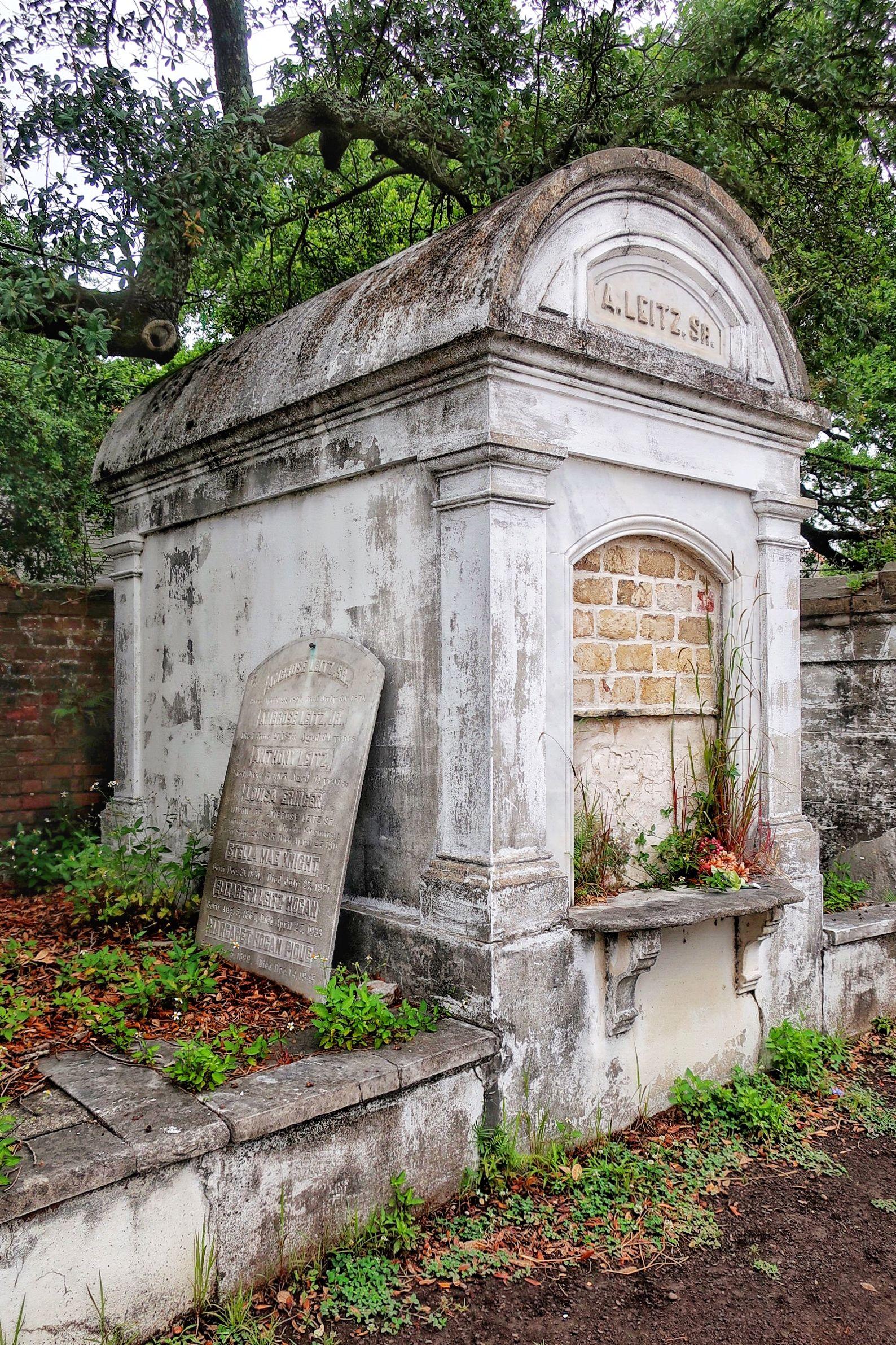 Southern Memorial Gardens Cemetery Baton Rouge