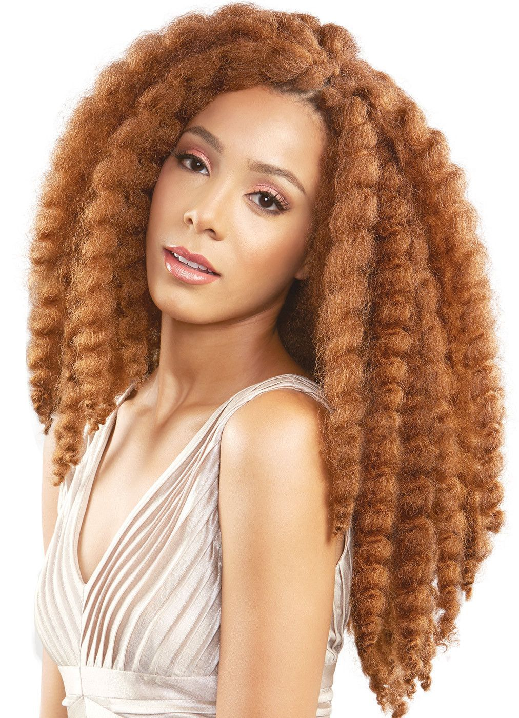 Bobbi Boss African Roots Braiding Collection Zulu Twist Curly