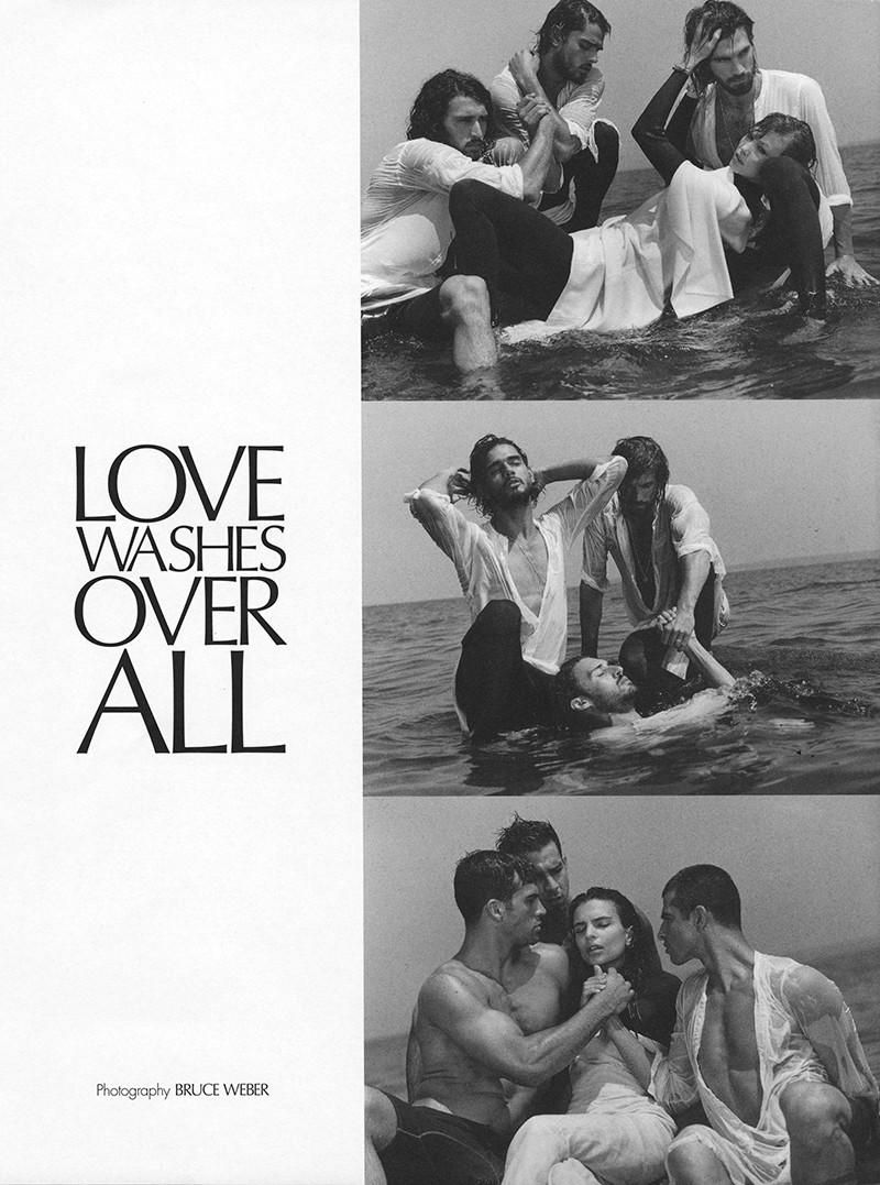 CR Fashion Book Love Washes All Over client: cr fashion book source: crfashionbook.