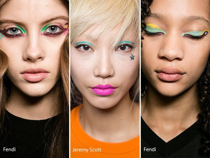 Fall/ Winter 2016-2017 Makeup Trends   Beauty trends, Eyebrow and ...