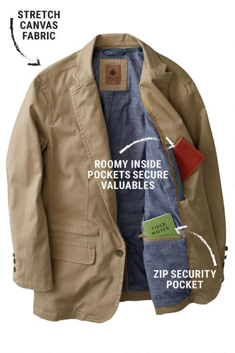 The Go Anywhere Version 3.0 Travel Blazer Territory