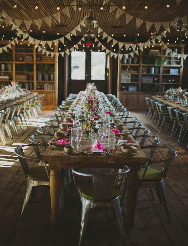 Intimate + Romantic Terrain Wedding Lindsay + Brian