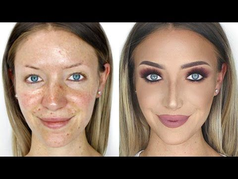 Foundation Routine to keep your skin looking flawless all day (and NOT cakey!) Suitable for skins with acne, redness, oily and dry! HERE'S THE TUTORIAL FOR M...